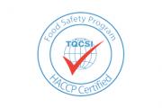 HACCP Certificate (20 March 2013)